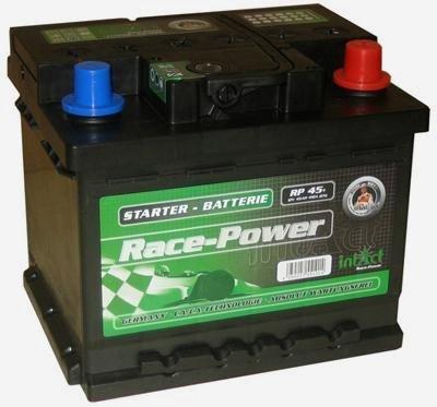 intact racepower batterie 45ah calcium calcium 53646. Black Bedroom Furniture Sets. Home Design Ideas